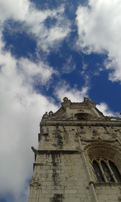 Monasterio de los Jerónimos. Foto hecha por mí.
