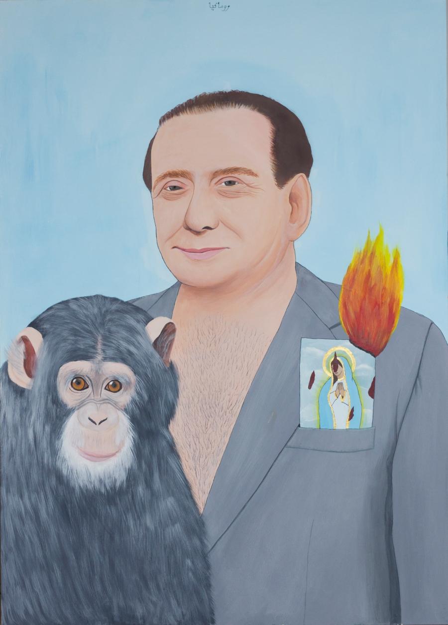 Berlusconi isa